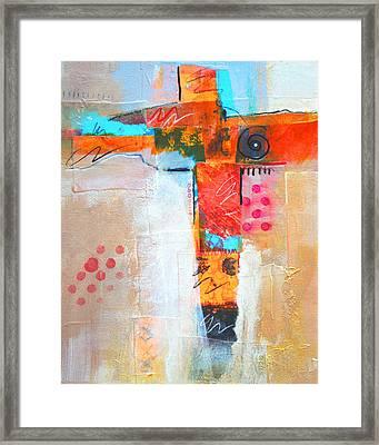 Cruciform 3 Framed Print