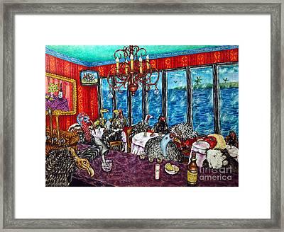 Cruisin Framed Print by Jay  Schmetz