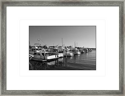 Framed Print featuring the digital art Cruising San Diego Style 2 by Kirt Tisdale