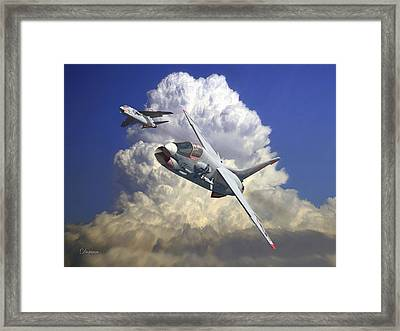 Crusaders Framed Print by Dorian Dogaru