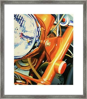 Ct70 Framed Print