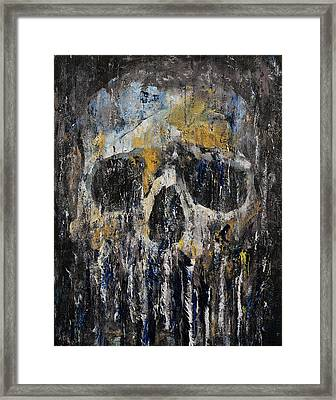 Cthulhu Framed Print by Michael Creese