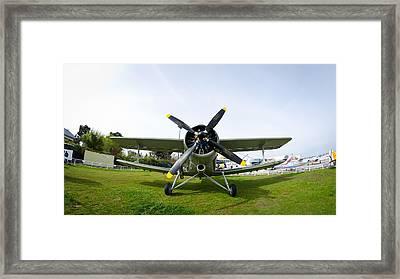 Polikarpov Po-2 Framed Print by Pablo Lopez