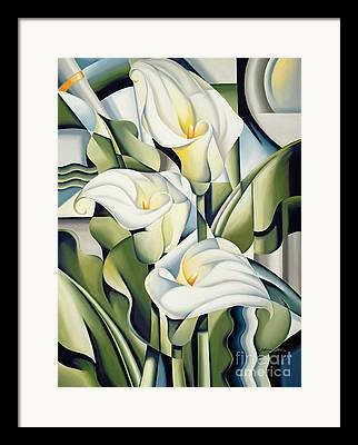 Stamen Framed Prints