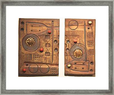 Culinary Arts Framed Print by Dan Earle