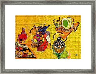 Culinary Framed Print
