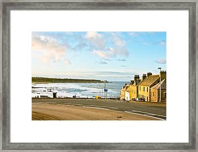 Cullen Bay Framed Print by Tom Gowanlock