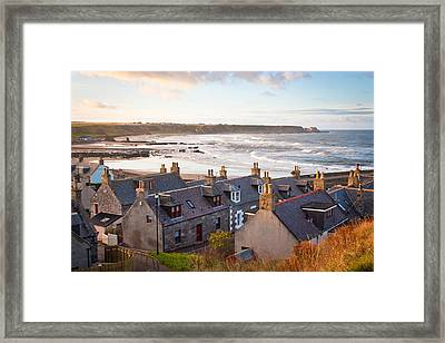 Cullen Framed Print by Tom Gowanlock