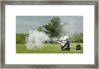 Framed Print featuring the photograph Culloden Jacobites by Carol Lynn Coronios