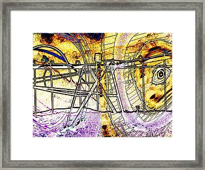 Cultivation Framed Print