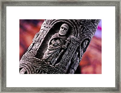 Framed Print featuring the photograph Culture Shift by Mike Flynn