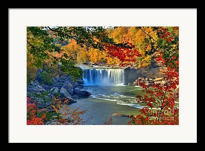 Cumberland Gap Framed Prints