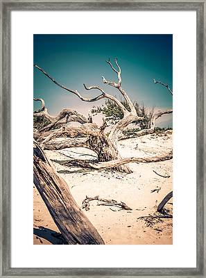 Cumberland Moonscape Framed Print