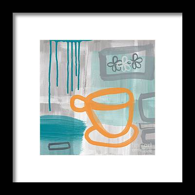 Tea Rooms Framed Prints