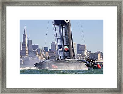 Cup Winner Oracle Framed Print