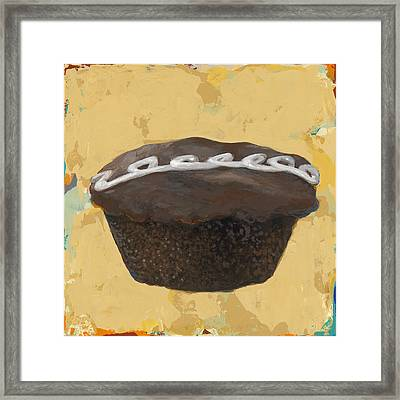 Cupcake #2 Framed Print by David Palmer