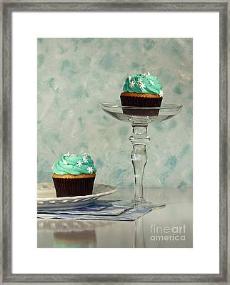 Cupcake Frenzy Framed Print by Inspired Nature Photography Fine Art Photography