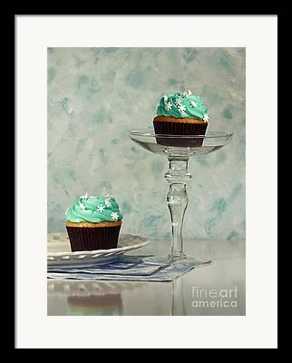 Cupcake Frenzy Framed Prints