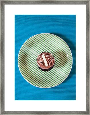 Cupcake  Framed Print by Tom Gowanlock