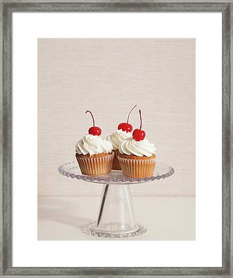 Cupcakes Framed Print by Photograph By Eric Isaac