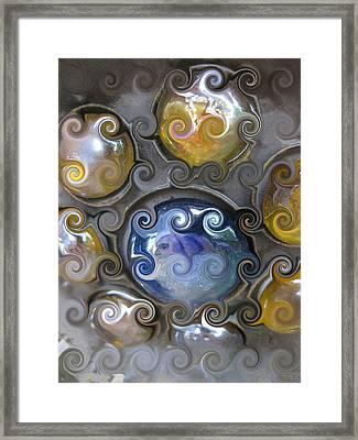 Curlicue IIi Framed Print