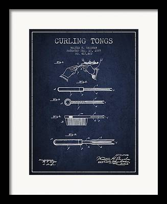 Patent Illustration Framed Prints