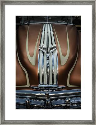 Custom Pontiac Framed Print by Holly Martin