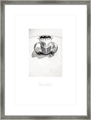 Custom Salt  Framed Print