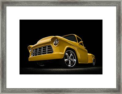 Cut '55 Framed Print by Douglas Pittman