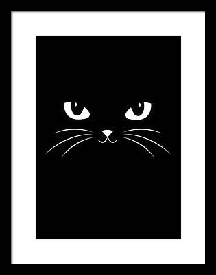 Cats Cool Framed Prints