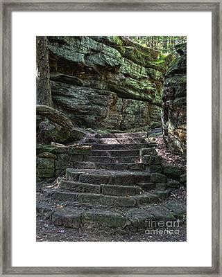 Cuyahoga Valley National Park Framed Print by Jeannette Hunt