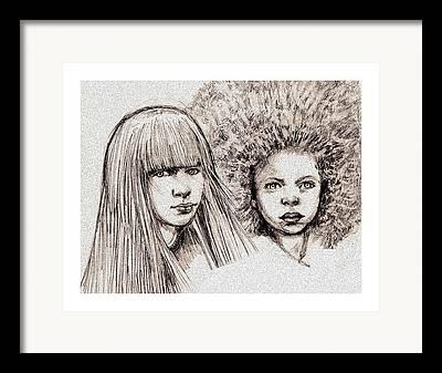 Dzimirsky Framed Prints