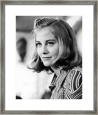 Cybill Shepherd Framed Print by Silver Screen