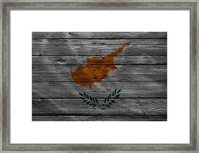 Cyprus Framed Print