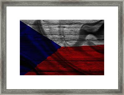 Czech Republic Framed Print by Joe Hamilton