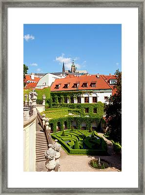 Czech Republic, Prague - 18th Century Framed Print by Panoramic Images