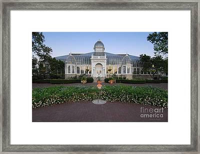 D5l-79 Franklin Park Conservatory Framed Print