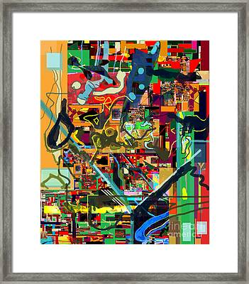 Daas 17e Framed Print