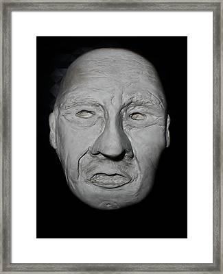 dad Framed Print by David King