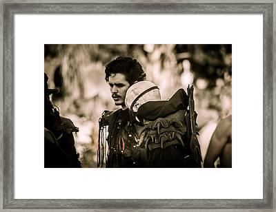 Dagorhir 1 Framed Print by David Morefield