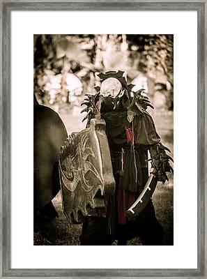Dagorhir 2 Framed Print by David Morefield