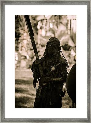 Dagorhir 3 Framed Print by David Morefield