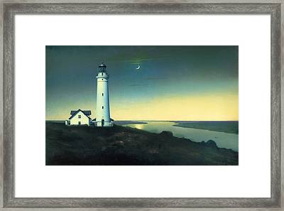 Daily Illuminations Framed Print
