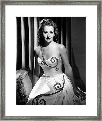 Daisy Kenyon, Ruth Warrick, 1947, Tm & Framed Print by Everett