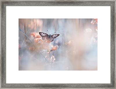 Dakinis Are Watching Over Us Framed Print