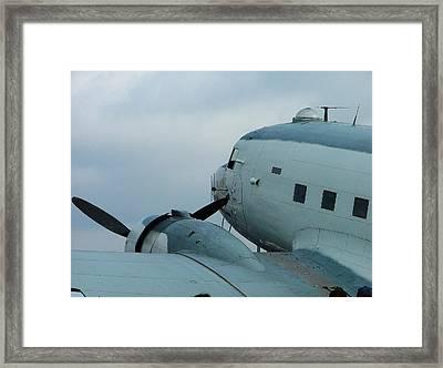 Dakota C-47 Framed Print by Philip Rispin