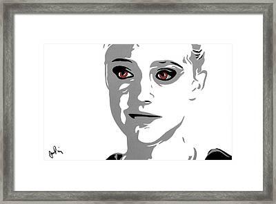 Dakota Framed Print by Ian  King