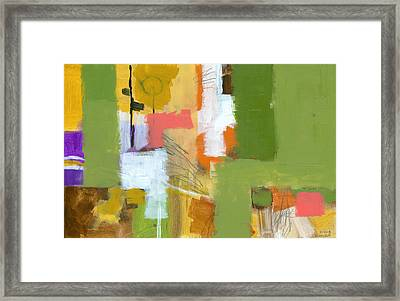 Dakota Street 5 Framed Print
