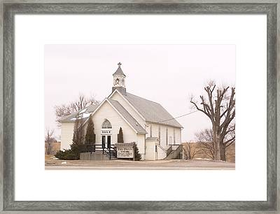 Dale Church Framed Print