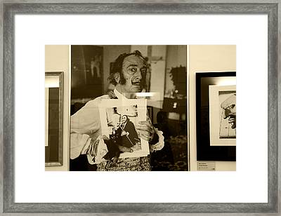 Dali For Today Framed Print